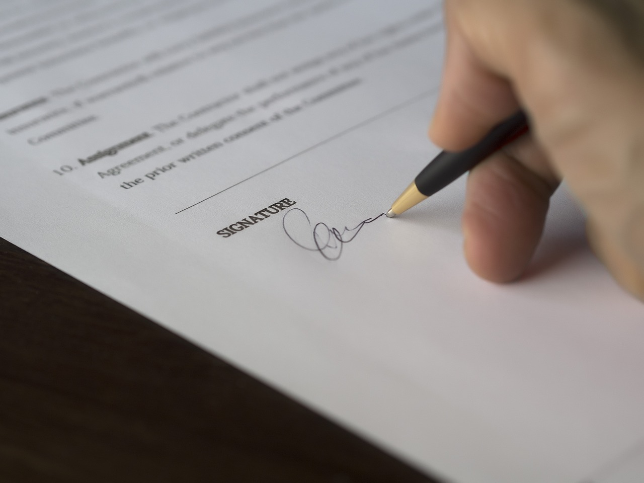 Obsługa wniosków patentowych