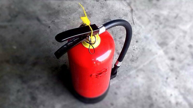 Dbanie o bezpieczeństwo pożarowe