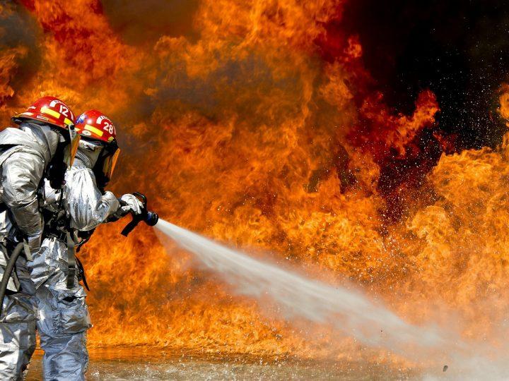 Ważne bezpieczeństwo pożarowe w firmie