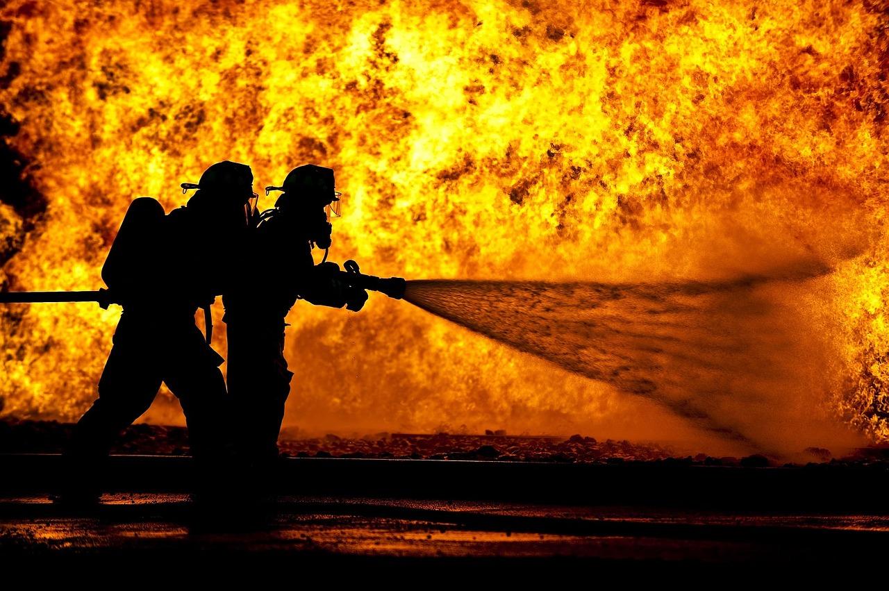 Wysoki poziom bezpieczeństwa pożarowego