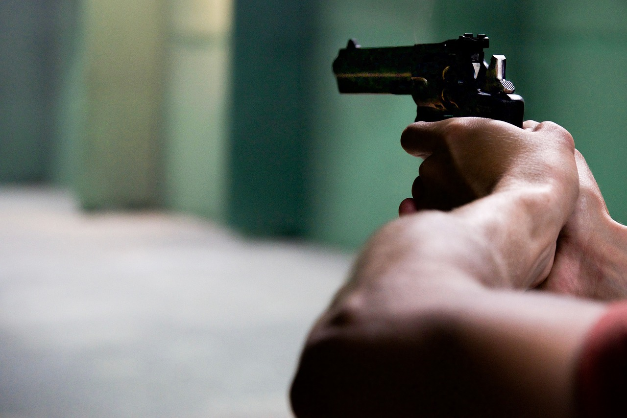 Jak poprawnie ładować broń czarnoprochową?